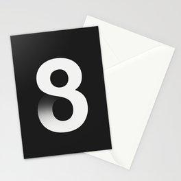 Nº8. Helvetica Posters by empatía® Stationery Cards