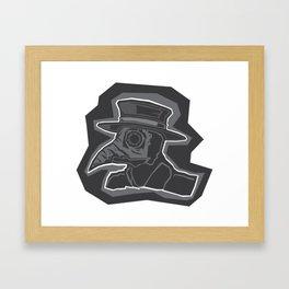 Plagued Framed Art Print