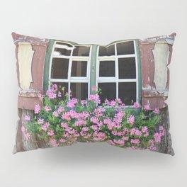 Good Morning Geraniums! Pillow Sham