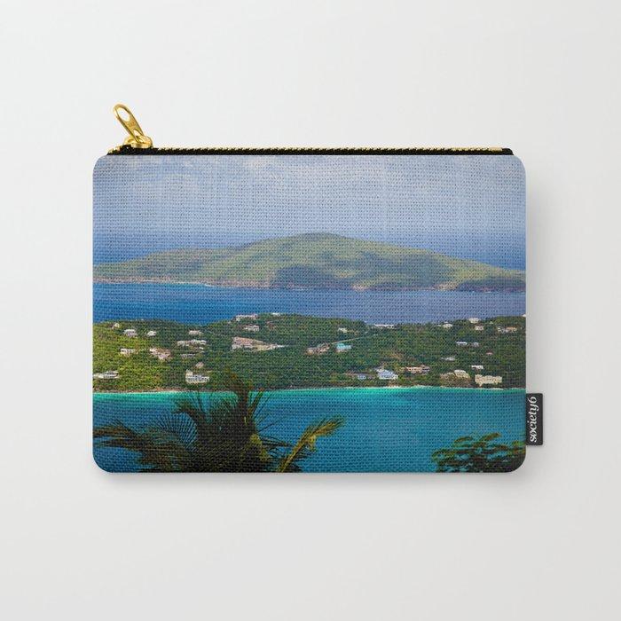 Virgin Islands Carry-All Pouch