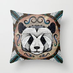 Protect Throw Pillow