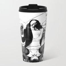 asc 584 - Une Américaine à Paris (My 4th of July in Paris) Metal Travel Mug