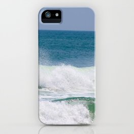 Shaping the Shoreline iPhone Case
