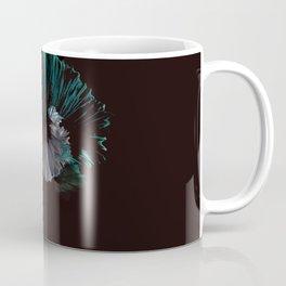 Pearl of Blue Shells Coffee Mug
