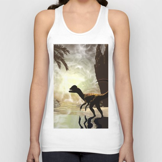 The other world Unisex Tank Top