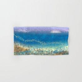 Abstract Seascape 03 wc Hand & Bath Towel