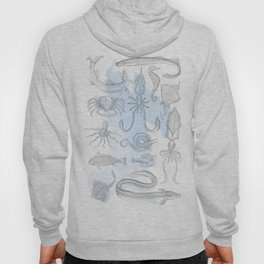 Sea Monsters Hoody