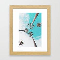 Cali Dreamin' Framed Art Print