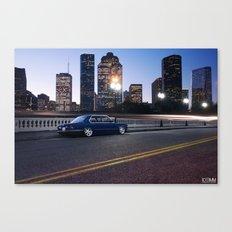 BMW E28 528i Canvas Print