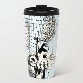 TOILET CLEANING Travel Mug