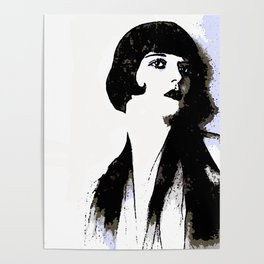 LOUISE BROOKS:  MY LOVE IS ALL I HAVE TO GIVE Poster