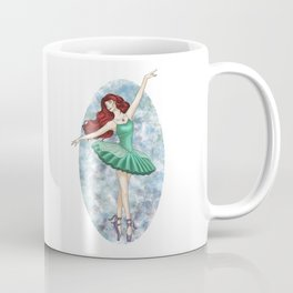 Ariel - Ballerina Coffee Mug