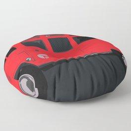 Van Floor Pillow