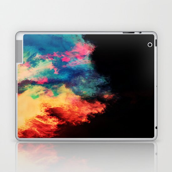 Painted Clouds V.I Laptop & iPad Skin