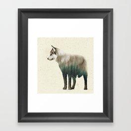 I am a Forest Framed Art Print