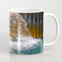 Colorful Water Drain Coffee Mug