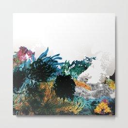 underwater love 1000 Metal Print