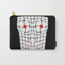 frightening mask Carry-All Pouch
