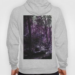 Blissfield Creek in Purple Hoody