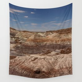 Colors Of The Painted Desert Wall Tapestry