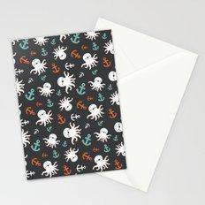 Octonautical Stationery Cards