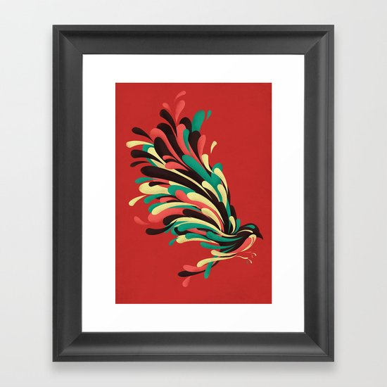 Avian Framed Art Print