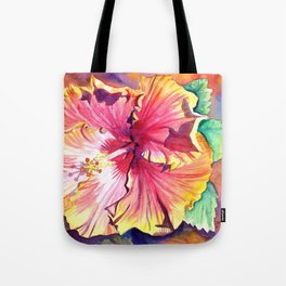 Tropical Hibiscus 13 Tote Bag