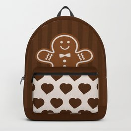 Gingerbread Hugs Backpack