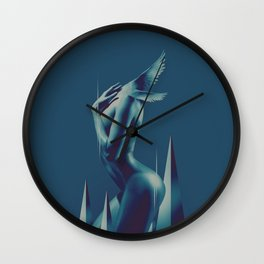 Fly, Baby. Wall Clock