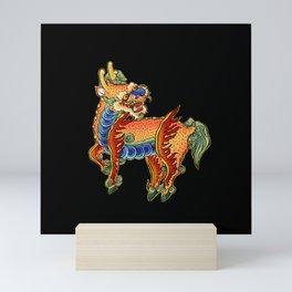 Minhwa: Kirin E Type Mini Art Print