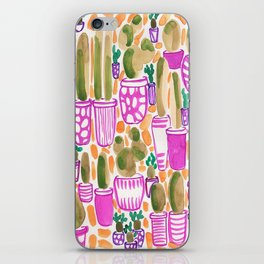 Sorority Plants iPhone Skin