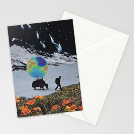 The Last Ice Age Stationery Cards