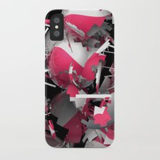 crashedlollipops iPhone X Slim Case