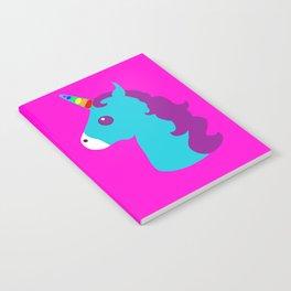 Portrait  of a Unicorn Notebook