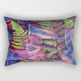 Farn abstrakt Rectangular Pillow