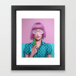 """Magic Potion"" Framed Art Print"