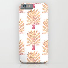 Palm Tree – Peachy Pink Palette Slim Case iPhone 6s