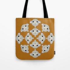 Sheep Circle - 2 Tote Bag