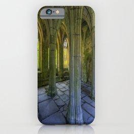 Valle Crucis iPhone Case