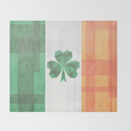 Ireland Throw Blanket