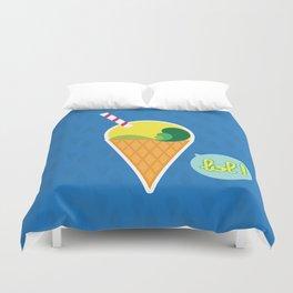 Ice Cream - CosmoLOL!icious Duvet Cover
