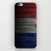 france iPhone & iPod Skins featuring France by Nicklas Gustafsson