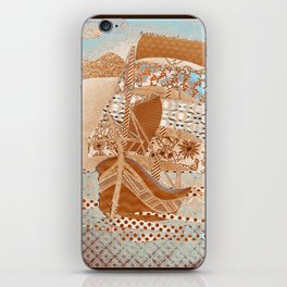 Sailing ship iPhone Skin