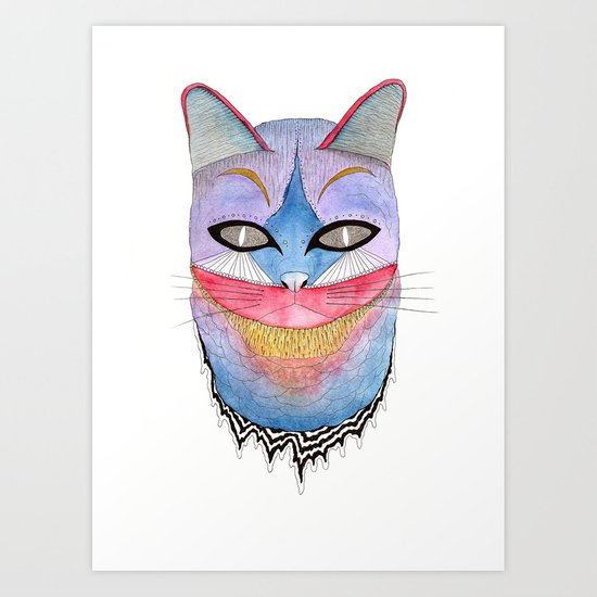 What's new pussycat? Art Print
