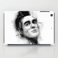 smiths iPad Cases featuring Smiths  by Mr Skillmatik