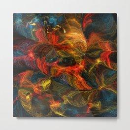 Fireverse Metal Print
