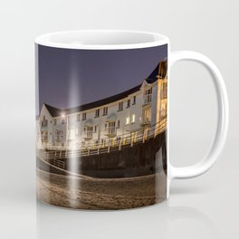 Swansea Marina apartments Coffee Mug
