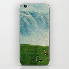 Back 9 iPhone & iPod Skin