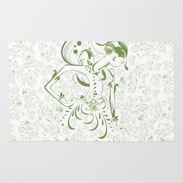 Art of Wayang Rug