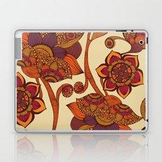 Boho Flowers Laptop & iPad Skin
